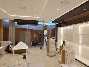 commercial retail cleaning