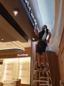 retail cleaning sydney